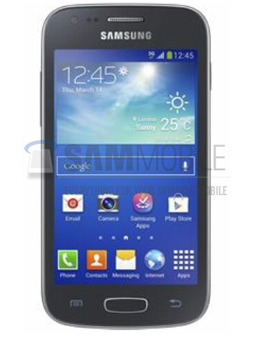 The Samsung Galaxy Ace 3 - Image of unannounced Samsung Galaxy Ace 3 appears