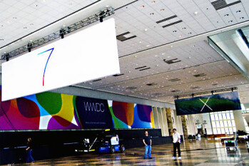You can watch Apple live stream WWDC 2013 on Apple TV