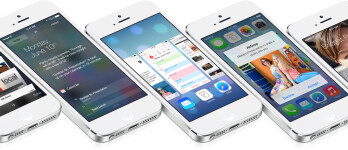 iOS 7: multitasking for all apps arrives