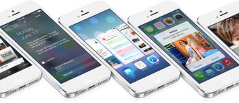 iOS 7: multitasking for all apps arrives