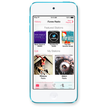 Meet iTunes Radio