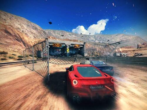 Gameloft teases Asphalt 8: Airborne, mind-boggling graphics
