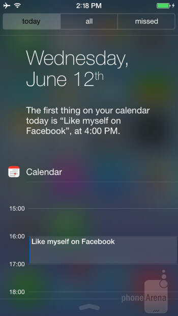 iOS 7 Preview