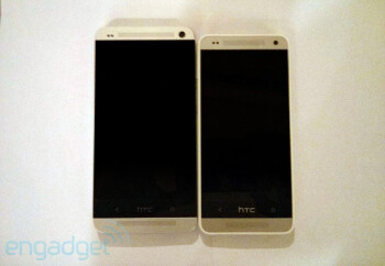 Is that the HTC Mini (R) we see?