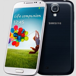 There are five versions of the Galaxy S4 alone