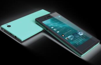 Jolla's new Sailfish OS powered phone