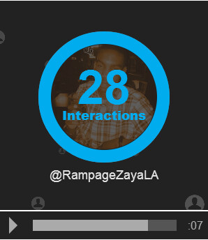 Screenshots from Kobe Bryant's #FollowMe - Twitter's #FollowMe combines tweets, pictures and Vine into one highlight reel