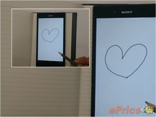 """Sony Xperia ZU 6.4"""" phablet could let you use a pencil, Snapdragon 800 on board"""