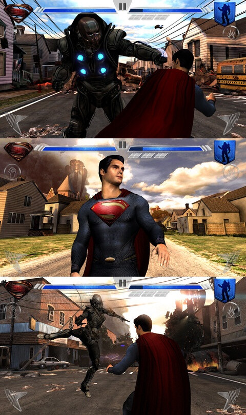 Man of Steel - Android, iOS - $2.99