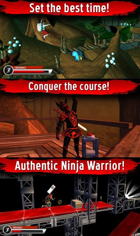 Ninja Warrior Game - Android, iOS - $1.99