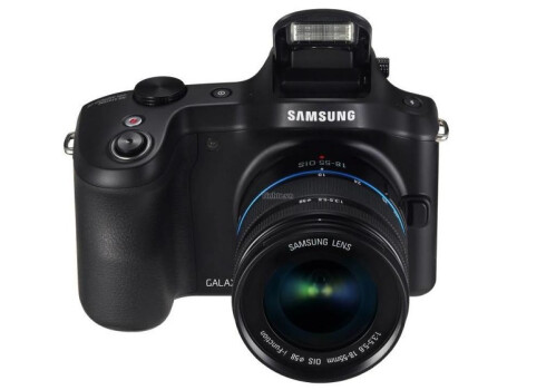 Samsung NX camera leaks with Android on board