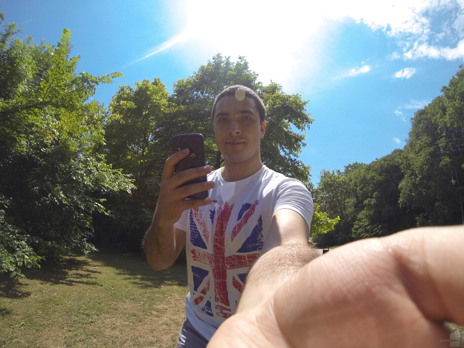 GoPro HERO3 photo samples - The GoPro Hero 3 action camera is totally rad! Here's how to control it from a smartphone