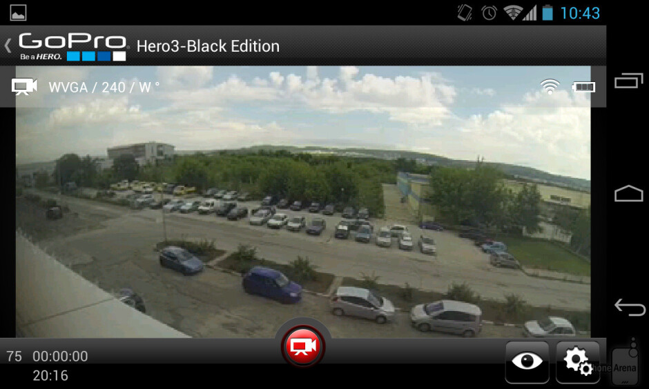The official GoPro app - The GoPro Hero 3 action camera is totally rad! Here's how to control it from a smartphone