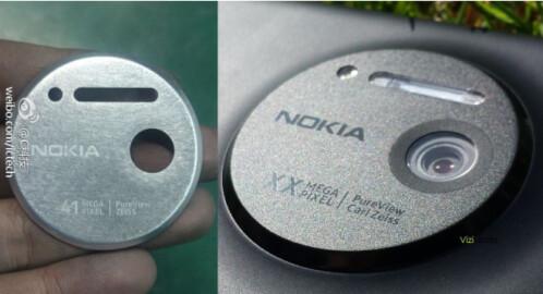 Nokia EOS lens caps