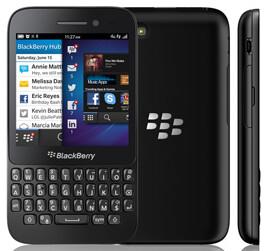 The BlackBerry Q5