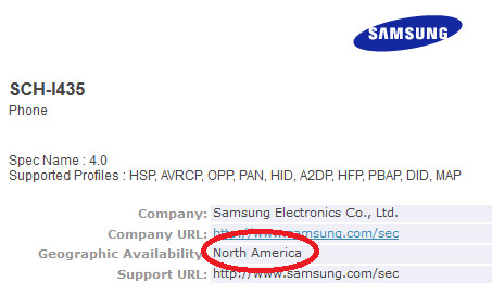 The Bluetooth SIG hints that Verizon will be the first in the states to offer the Samsung Galaxy S4 mini - Is Verizon getting the Samsung Galaxy S4 mini first in the U.S.?