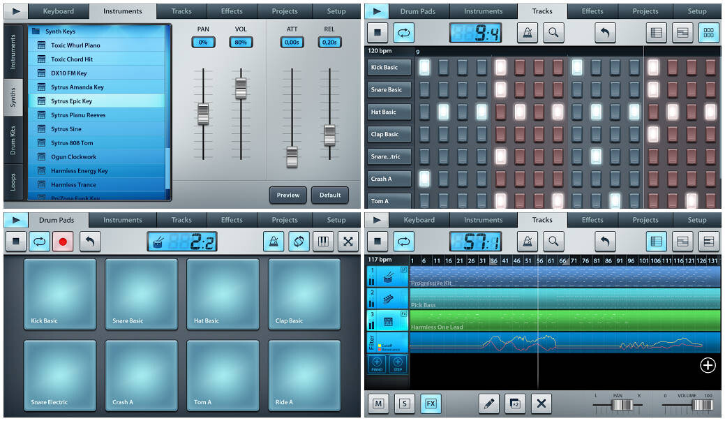 10 Iphone And Android Apps For Making Music