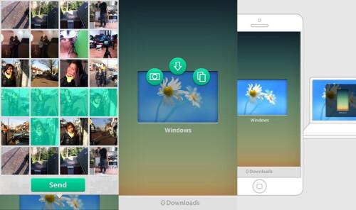 Filedrop - iPhone - Free
