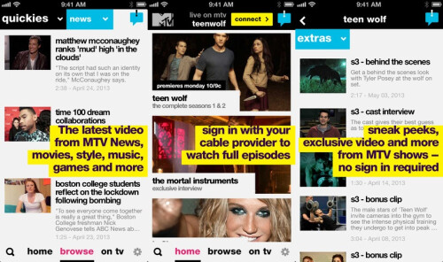 MTV - iPhone - Free