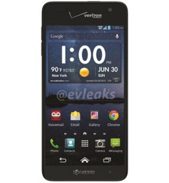 Leaked images of the Kyocera Hydro Elite and the Casio G'zOne Commando 4G LTE