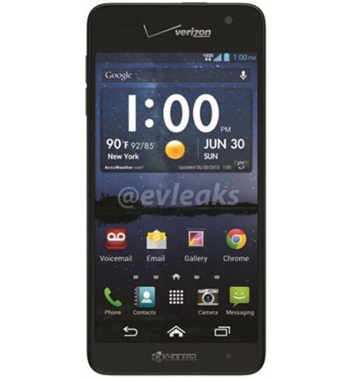 Leaked images of the Kyocera Hydro Elite and the Casio G'zOne Commando 4G LTE - Rugged Kyocera Hydro Elite and Casio G'zOne Commando 4G LTE appear in Verizon rebate form