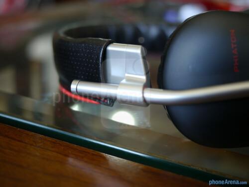 Phiaton Bridge MS 500 headphones hands-on