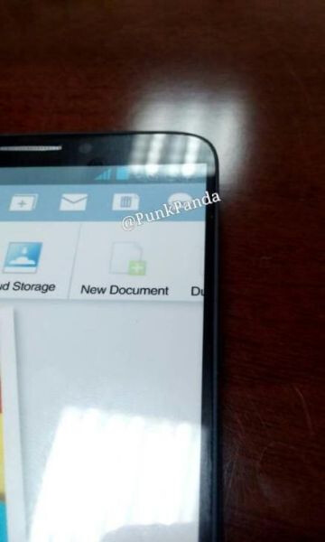Is this the Samsung Galaxy Note III? - Samsung Galaxy Note 3 to launch earlier because of weaker Samsung Galaxy S4 sales?