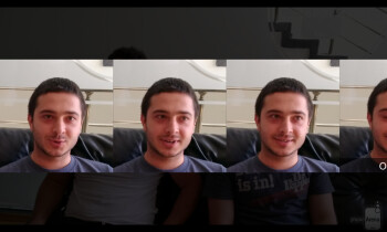 Replacing a person's face on a photo using Nokia Smart Cam