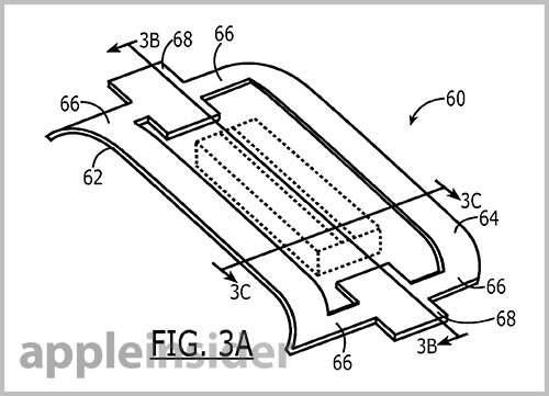 Apple patent filing hints at fingerprint scanner package suitable for mobile