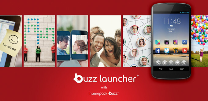 Buzz Launcher final version lands on Android