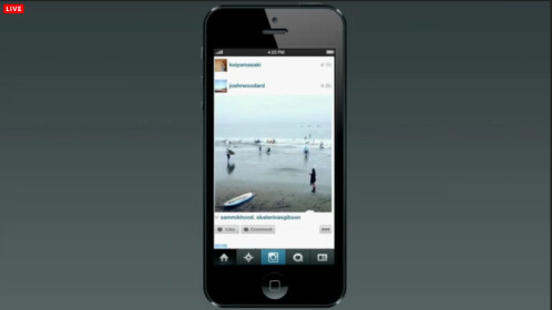 "Instagram announces ""simple, beautiful, fast"" 15-second video capture"