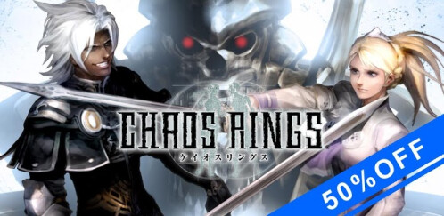 Chaos Rings – $4.49 from $8.99 (sale on Android only)