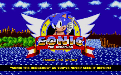 Sonic the Hedgehog - $0.99 from $2.99 (sale on both Android and iPhone, ALL GAMES IN THE SERIES ON SALE NOW)