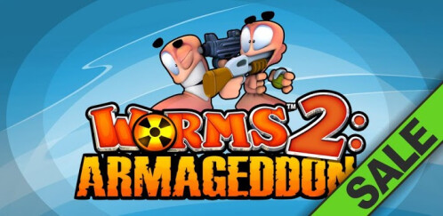 Worms 2: Armageddon – $2.49 from $4.99 (sale on both Android and iPhone)