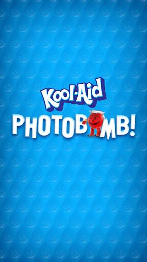 Kool-Aid Man Photo Bomb