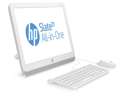 """HP Slate 21 is a 21.5"""" Android 'tablet' all-in-one powered by Tegra 4"""