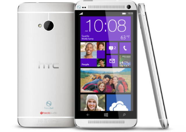 HTC One Windows Phone 8 reincarnation due in the fall, tip sources