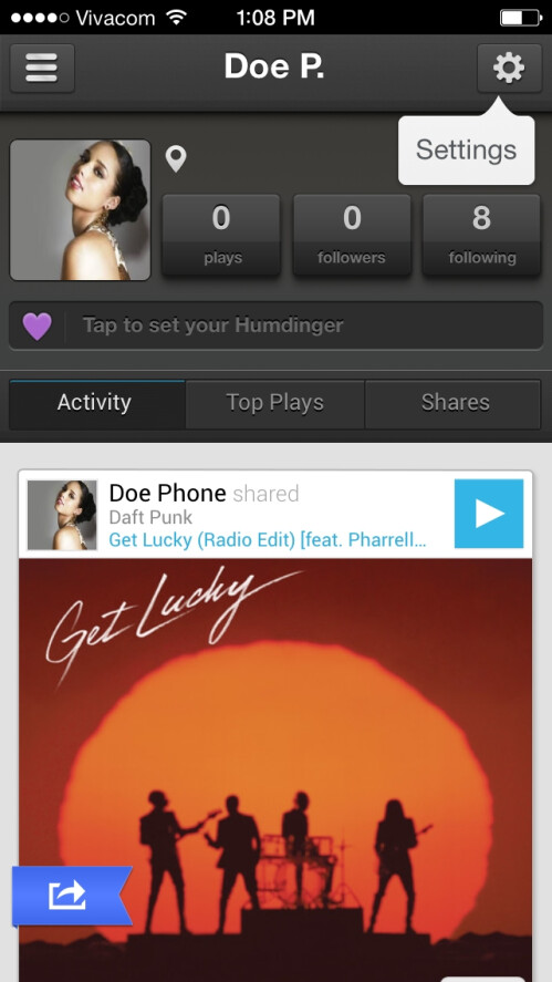 Soundwave Music Discovery for iOS and Android