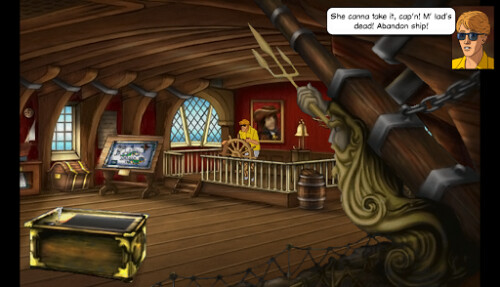 Broken Sword II: The Smoking Mirror Review