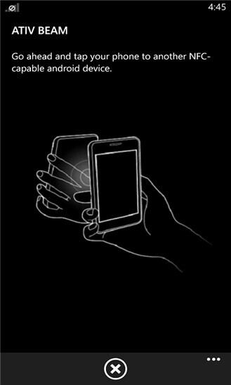 ATIV Beam for Samsung Windows Phones
