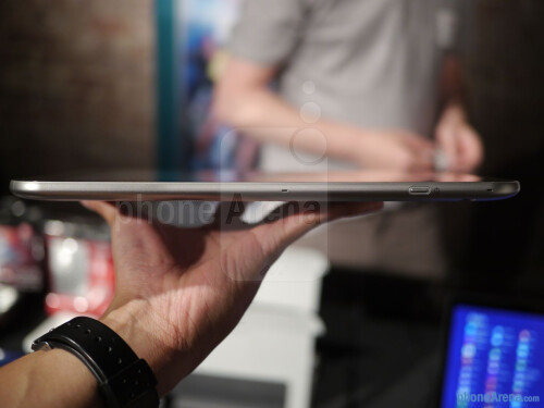 Toshiba Excite Pure hands-on