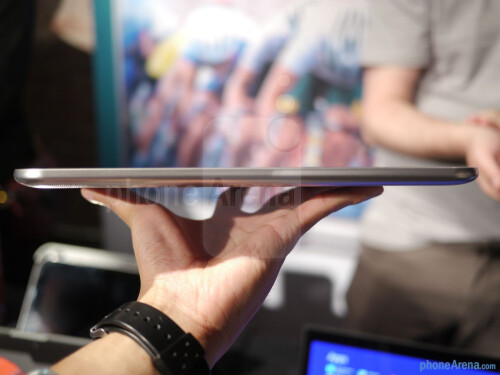 Toshiba Excite Write hands-on