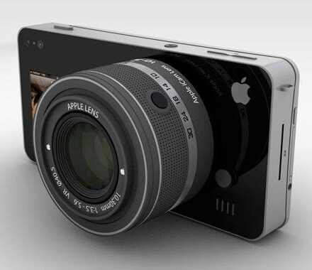 Here is one person's imagination of an iOS powered camera. Would you be inspired to buy one?  - There is one thing missing from this emerging class of super-camera devices