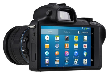 The Samsung Galaxy NX is the latest in Android powered photography gear