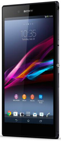 "6.4"" Sony Xperia Z Ultra unveiled - thinnest, fastest waterproof phablet comes with pencil input"