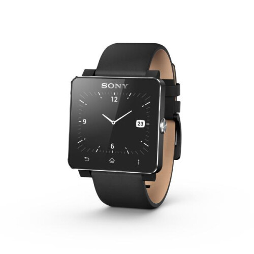 Sony Smartwatch 2 goes official