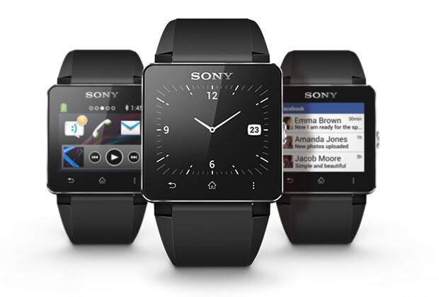 Компания Sony рассказала о своих умных часах SmartWatch2
