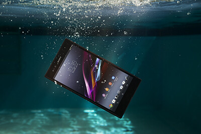 "6.4"" Sony Xperia Z Ultra unveiled - thinnest, fastest waterproof phablet allows pencil input"