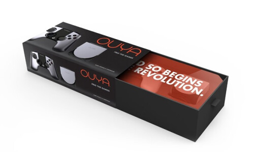 OUYA Android game console launches