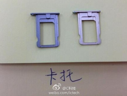 New iPhone 5S leaks hint at A7 chip inside made by TSMC, more colors, and a tinted dual LED flash